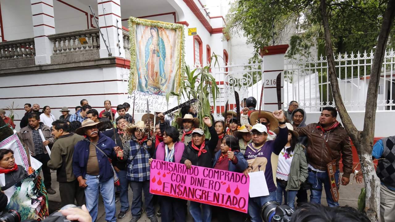 Organizaciones piden apoyo al próximo gobierno de AMLO