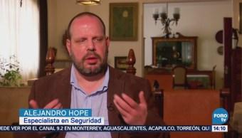 Organizaciones Delictivas Pelean Ciudad De México