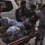 Atentado contra acto electoral en Pakistán deja 70 muertos