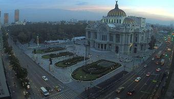 Prevén tormentas y caída de granizo para la Ciudad de México