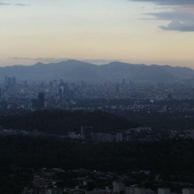 Valle de México presenta regular calidad del aire; registra 73 puntos por partículas suspendidas