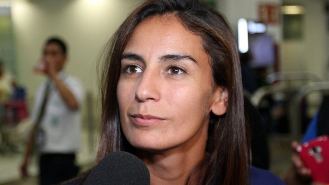 Paola Espinosa gana plata en trampolín de un metro en Centroamericanos