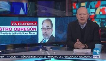 Partido Nueva Alianza presenta recursos ante TEPJF para mantener registro