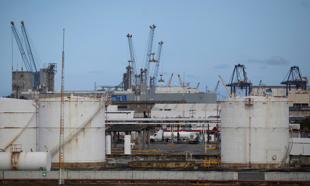 Pemex Petróleo Energética López Obrador Tabasco