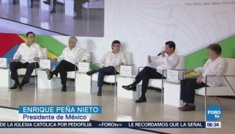Peña Nieto participó en la Cumbre de la Alianza del Pacífico