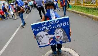 Pence acusa Ortega patrocinar violencia Nicaragua