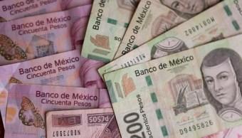 Peso mexicano pierde 0.16%, dólar cotiza a 19.48