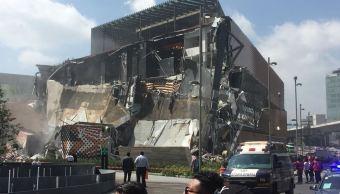 invea suspendio construccion artz pedregal 2014 medidas seguridad