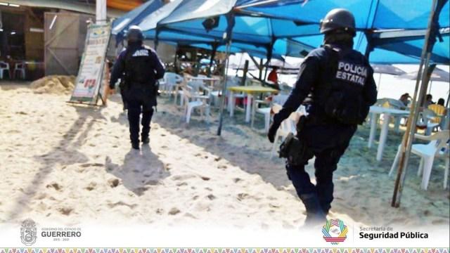 Muertos en puerto de Acapulco durante periodo vacacional
