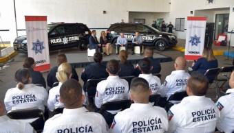 Más 90% de policías Sonora acreditan exámenes de confianza