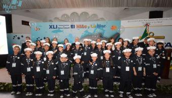 Semar premian ganadores del Concurso El Niño y la Mar