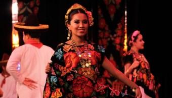 Presentan La Sandunga previo a fiestas de la Guelaguetza