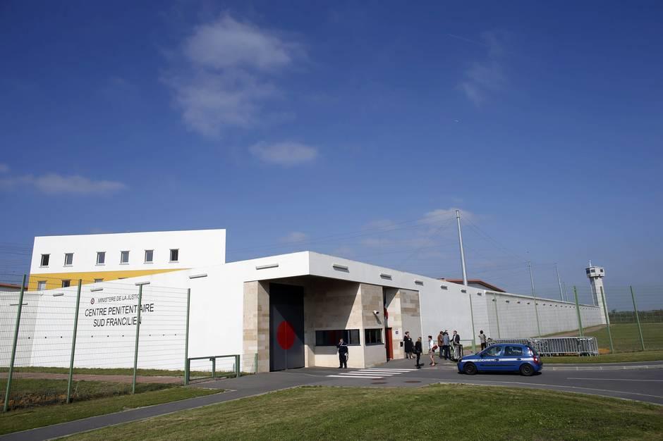 Francia: Espectacular fuga de la cárcel en helicóptero
