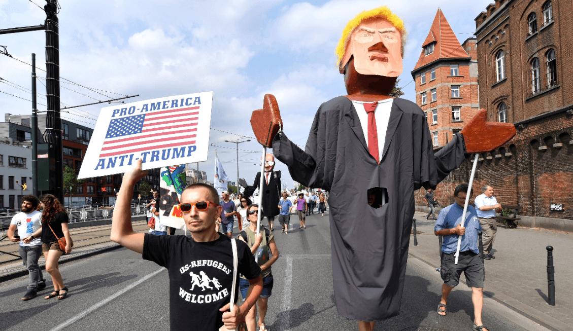 Aprecie a sus aliados, no tiene tantos — Tusk a Trump