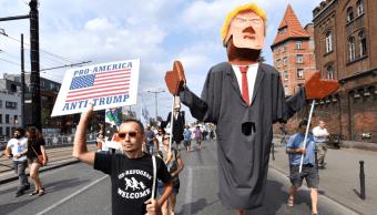Trump no considera justa la financiación de la OTAN