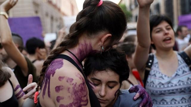 Corte española ratifica libertad para miembros de La Manada