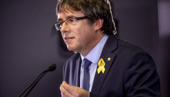 Carles Puigdemont advierte a gobierno español
