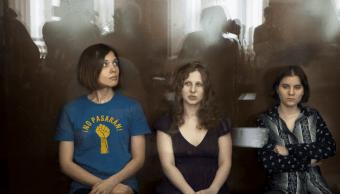 Tribunal Europeo condena a Rusia por trato a Pussy Riot