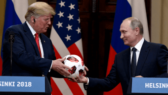 Putin le entrega a Trump la pelota del arreglo en Siria