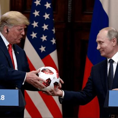 Putin le entrega a Trump 'la pelota del arreglo en Siria'