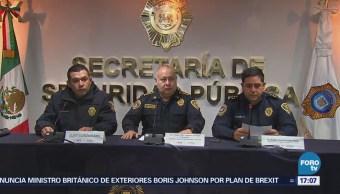 Investigan Policías Preventivos Abuso Autoridad Cdmx