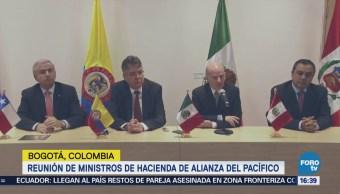 Participa González Anaya Reunión Ministros Finanzas Colombia