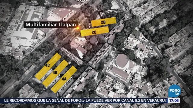 Rehabilitación Multifamiliar Tlalpan Inicia Julio CDMX