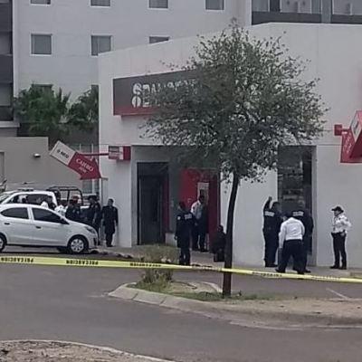 Liberan a rehenes tras intento de asalto bancario en Hermosillo, Sonora