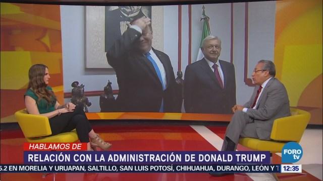 Relación de México EU permanecerá intensa en la administración de Trump