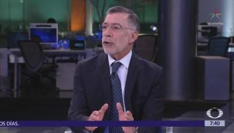 René Delgado: En esta elección, los votantes decidieron poner todo en la misma canasta