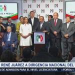 René Juárez Cisneros Renuncia Presidencia Pri
