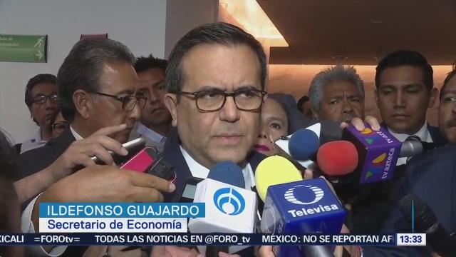 Retomarán negociaciones de TLCAN el 26 de julio: Guajardo