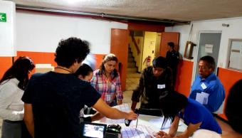 instituto electoral puebla marchas computos distritales