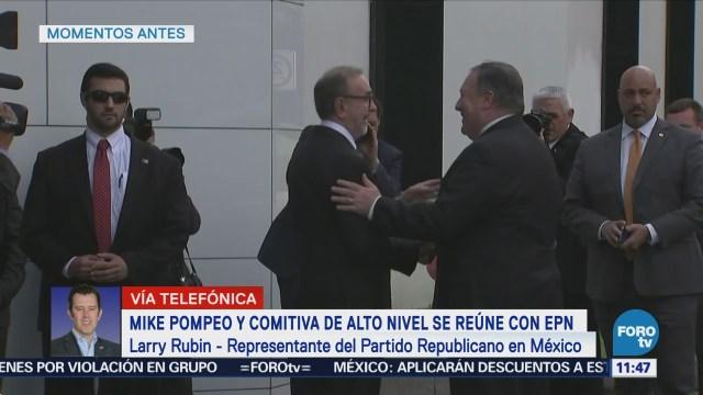Rubin Washington acercarse administración López Obrador