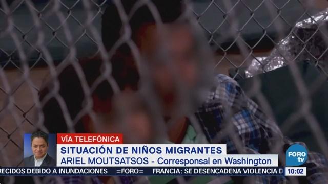 Situación Niños Migrantes Separados Familia Eu
