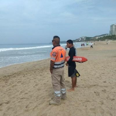 Suman cuatro turistas ahogados durante periodo vacacional en Acapulco