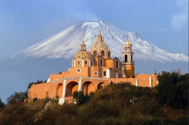 Rehabilitan 80% de las iglesias afectadas por sismo en Cholula