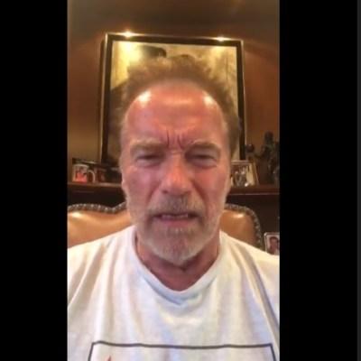 Schwarzenegger esperaba que trump le pidiera un autógrafo a Putin