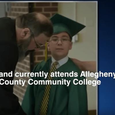 Con 11 años, niño termina la Universidad y va por segunda carrera
