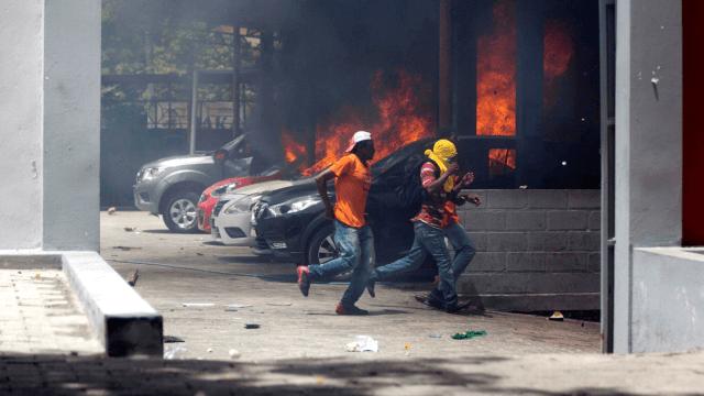 Comunidad del Caribe, profundamente preocupada por violencia en Haití