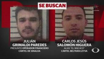 Se fugan dos reos de alta seguridad del penal de Aguaruto