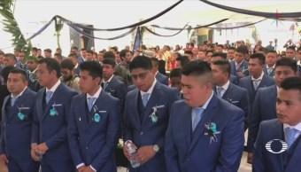 Gradúa Generación 43 Normalistas Ayotzinapa Desaparecidos