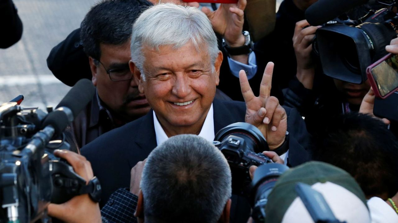 Se reúne López Obrador con empresarios del CCE