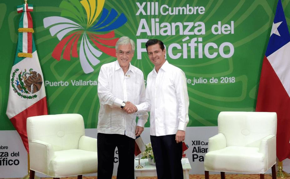 EPN: Alianza del Pacífico y Mercosur refrendan compromiso con libre comercio