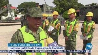 Sedena Despliega Plan DN IIIE Yucatán