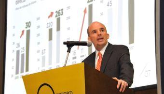 SHCP entregará finanzas sanas, PIB creció: González Anaya