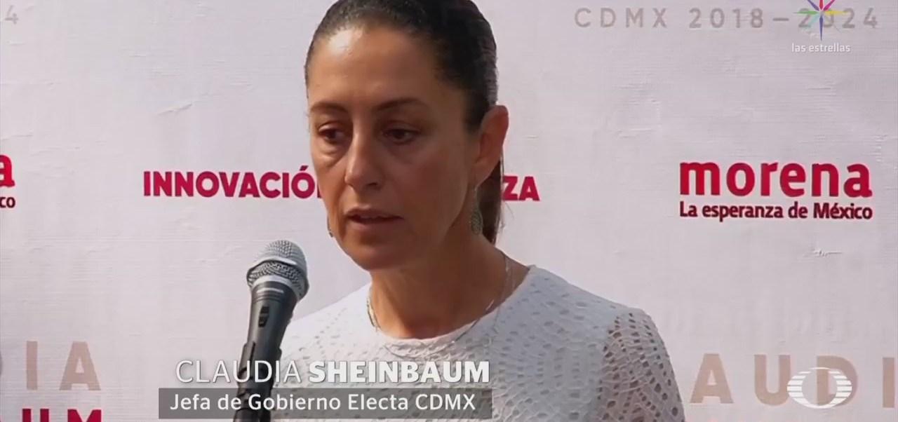 Sheinbaum Rechaza Acusaciones Sobre Irregularidades Fideicomiso
