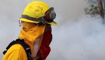 Aumentan incendios por ola de calor que azota Sonora