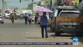 Sonora Vive Temporada Calurosa Año Clima