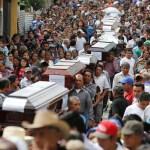 Sube 125 cifra muertos erupción volcán Guatemala